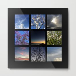 Look Up 1 Metal Print