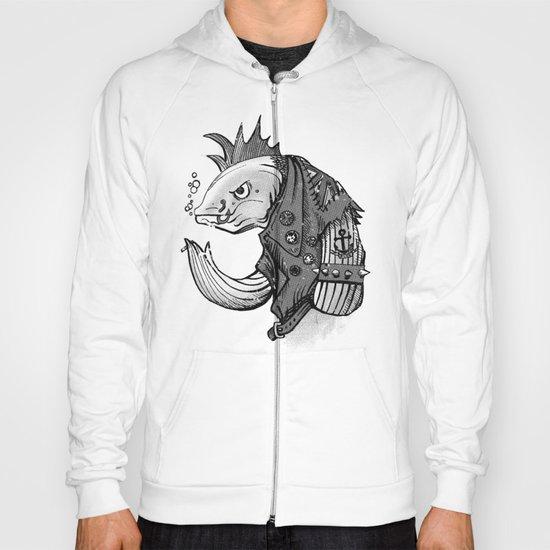 Punk Fish Hoody