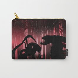 Forest Aliens Carry-All Pouch