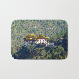 Bhutan: Trashigang Dzong Bath Mat