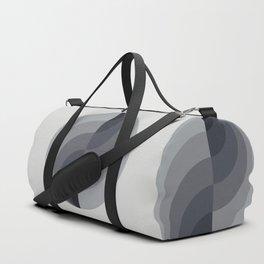 Marble Gray Globe LT Duffle Bag
