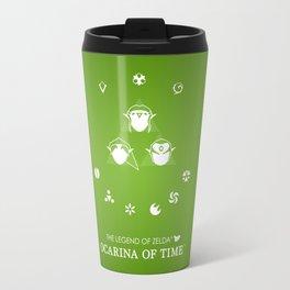 Zelda Ocarina of Time Travel Mug
