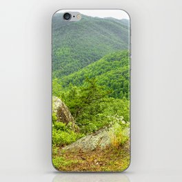 White Mountains Photography Art iPhone Skin
