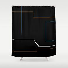 Bourne Shower Curtain