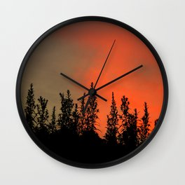Who Needs Skyscrapers? Wall Clock