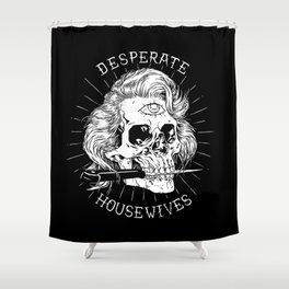 Desperate Housewives Shower Curtain