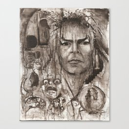THE LABYRINTH 3 Canvas Print