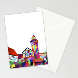 Sinwellturm Nuremberg Stationery Cards