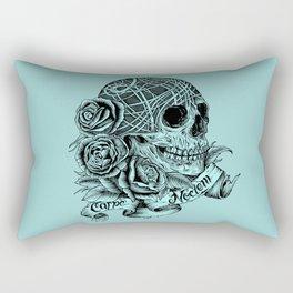 Carpe Noctem (Seize the Night) Rectangular Pillow