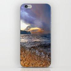 sunset landscape iPhone & iPod Skin