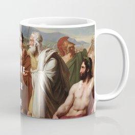 Achilles' Lightning Coffee Mug