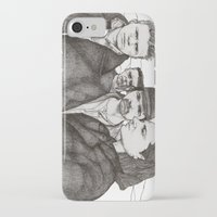 u2 iPhone & iPod Cases featuring Joshua Tree by Paul Nelson-Esch Art