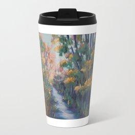Chemin au Mont Canisy Travel Mug