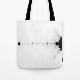 detail on mandelbrot set Tote Bag