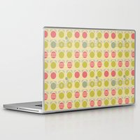 mod Laptop & iPad Skins featuring mod motorcycle by ottomanbrim
