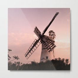 Thurne Windmill Metal Print