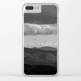 Horizon's Layers Clear iPhone Case