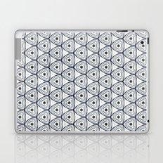 chiang tapestry bw Laptop & iPad Skin