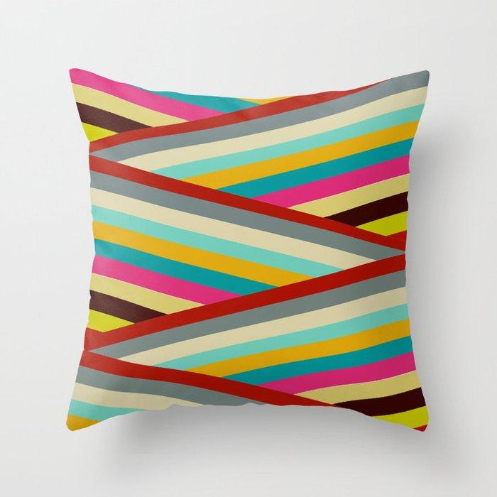razzle Throw Pillow