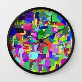02242017 Wall Clock