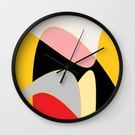 Detachment Wall Clock