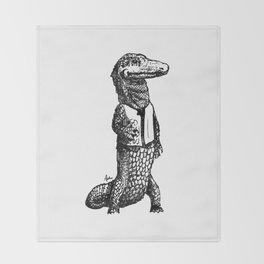 Investigator Throw Blanket