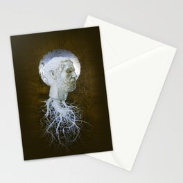 """""""The End of Reason"""" Stationery Cards"""