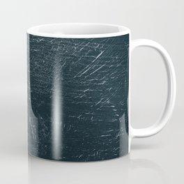 Wooden Dark Coffee Mug