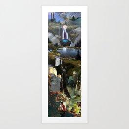 Mochila: Sky I Art Print
