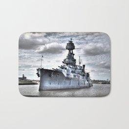 USS Texas Bath Mat