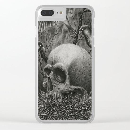 The Nest Clear iPhone Case
