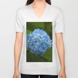 Floral Print 063 Unisex V-Neck