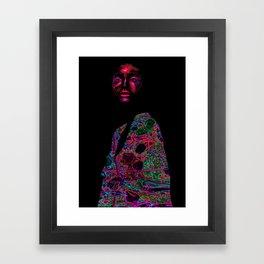 Lustre Framed Art Print