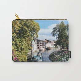 Strasbourg River View Carry-All Pouch