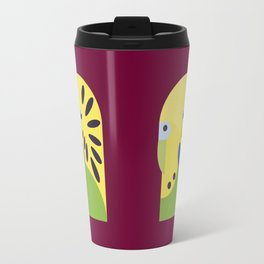 Budgerigar Travel Mug