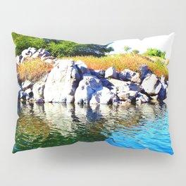 Beautiful Blue Nile River Pillow Sham