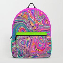 Candy pink melt Backpack