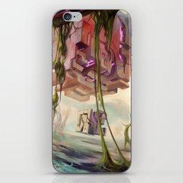 Eldrazi Swamp iPhone Skin