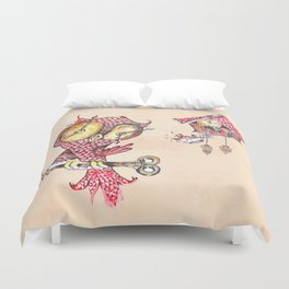 animals  Duvet Cover
