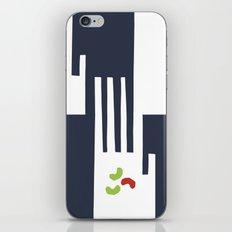 beans iPhone & iPod Skin