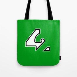42 - Green Tote Bag