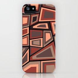 Midcentury Tango iPhone Case