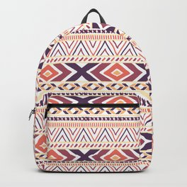 Fashion Geometric Pattern Art Prints Backpack