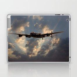 Lancaster- Into the Night Laptop & iPad Skin