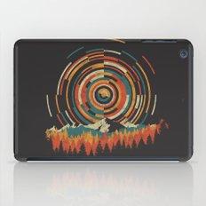The Geometry of Sunrise iPad Case