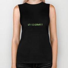 1.21 Gigawatt - Back to the future Biker Tank