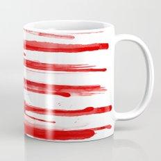 American Spatter Flag Mug