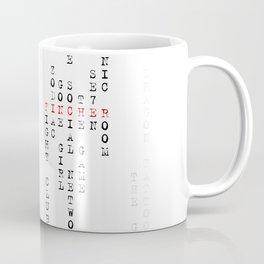 David Fincher Coffee Mug