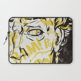 Pop Art David Laptop Sleeve