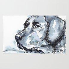 Labrador Retriever Rug